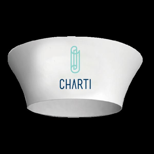 CHARTI Circular Hanging Banner 1