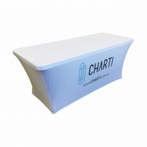 CHARTI Fitted Table Cloth