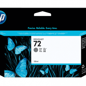 HP 72 130ml Grey Ink Cartridge HP