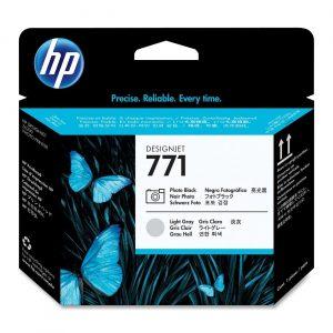 HP 771 Photo Black/Lt Gry Designjet Printhead HP