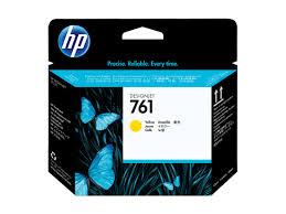 HP 761 Yellow Inkjet Printhead HP