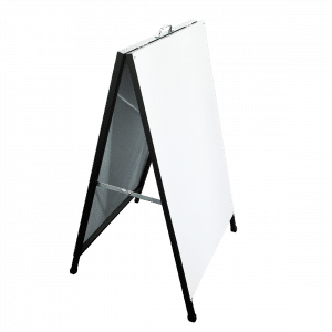 CHARTI Outdoor DBL Sided A-Frame 600×900 (0.7mm metal sheet) A-Frames