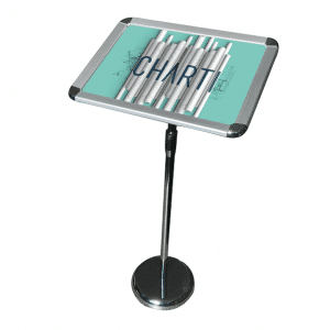 CHARTI Aluminum A3 Poster Stand COVER Poster Stand