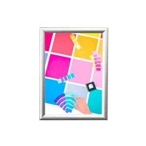 CHARTI Aluminium Snap Frame Single Sided A3 Snap Frame